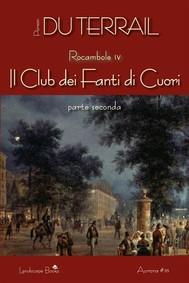 Il Club dei Fanti di Cuori. Parte seconda - copertina