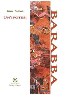 Barabba - copertina