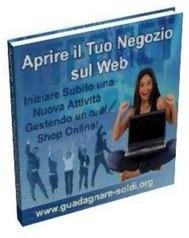 Aprire il tuo Negozio sul Web - copertina