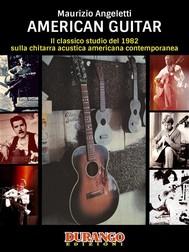 American Guitar - copertina