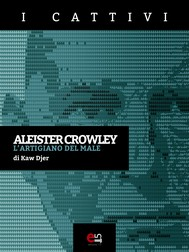 Aleister Crowley - copertina