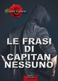 Le frasi di Capitan Nessuno - copertina