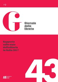 Rapporto sullo stato dell'editoria in Italia 2017 - Librerie.coop