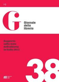 Rapporto sullo stato dell'editoria in Italia 2015 - Librerie.coop
