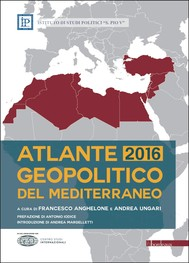 Atlante geopolitico del Mediterraneo 2016 - copertina