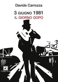 3 Giugno 1981 Il giorno dopo - copertina
