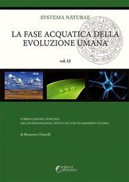 La fase acquatica della evoluzione umana - copertina