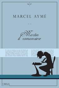Martin il romanziere - copertina