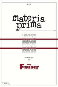 Materia Prima - copertina