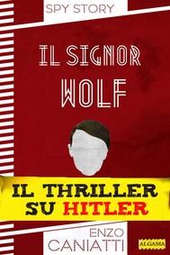 Il signor Wolf - copertina