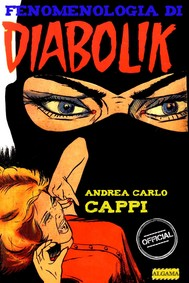 Fenomenologia di Diabolik - copertina