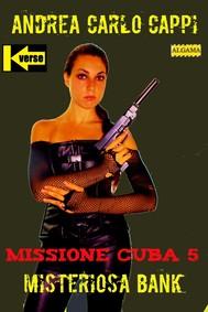 Missione Cuba 5 - copertina