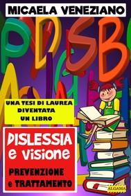 Dislessia e Visione - prevenzione e trattamento - copertina