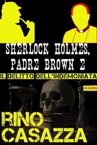 Sherlock Holmes, Padre Brown e il delitto dell'indemoniata - copertina