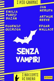 Senza vampiri - copertina
