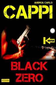 BLACK ZERO - copertina