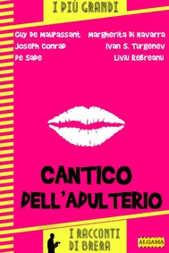Cantico dell'adulterio - copertina