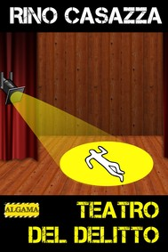 Teatro del delitto - copertina