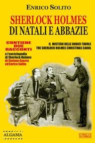 Sherlock Holmes di Natali e Abbazie - copertina