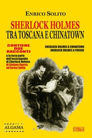 Sherlock Holmes tra Toscana e Chinatown - copertina