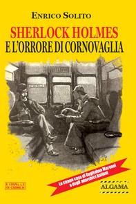 Sherlock Holmes e l'orrore di Cornovaglia - Librerie.coop