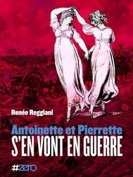 Antoinette et Pierrette s'en vont en guerre - copertina