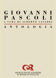Antologia di Giovanni Pascoli - copertina