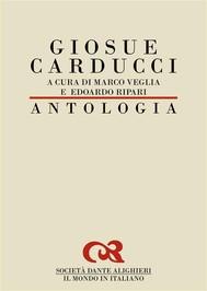 Antologia di Giosue Carducci - copertina