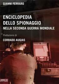 Enciclopedia dello spionaggio nella seconda guerra mondiale - copertina
