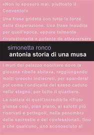 Antonia. Storia di una musa - copertina