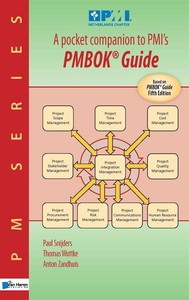 A pocket companion to PMIs PMBOK® Guide Fifth edition - copertina