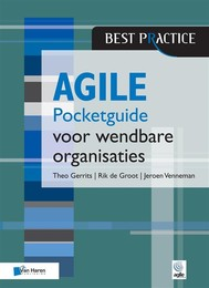 Agile - Pocketguide voor wendbare organisaties - copertina