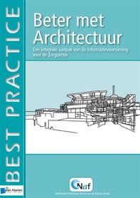 Beter met Architectuur - Librerie.coop