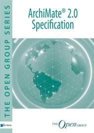 ArchiMate® 2.0 Specification - copertina