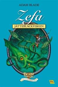 Zefa - jättebläckfisken - Librerie.coop