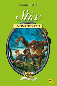 Stix - monsterapan - Librerie.coop