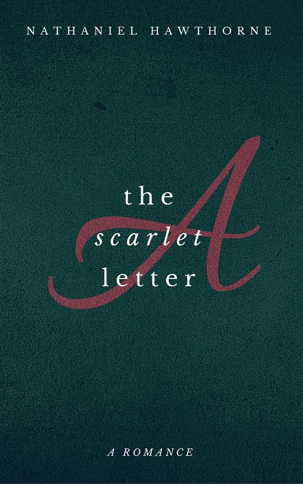 Romance Book Cover Letter : The scarlet letter a romance goodreads nathaniel