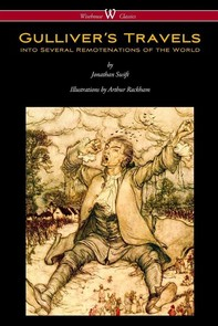 Gulliver's Travels into Several Remote Nations of the World  - Librerie.coop