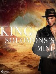 King Solomon's Mines - Librerie.coop