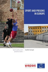 Sport and prisons in Europe - copertina