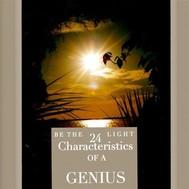 24 Characteristics of a Genius - copertina
