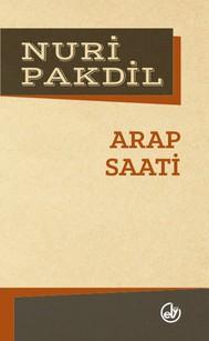 Arap Saati - copertina