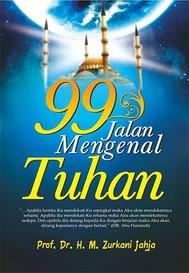 99 Jalan Mengenal Tuhan - copertina