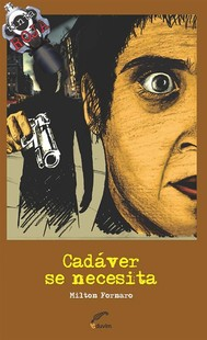 Cadáver se necesita - copertina