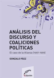 Análisis del discurso y coaliciones políticas - copertina