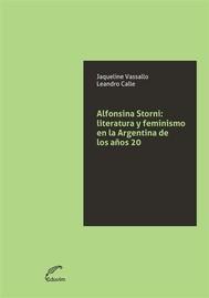 Alfonsina Storni - copertina