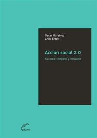 Acción social 2.0  - copertina