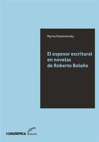 El espesor escritural en novelas de Roberto Bolaño - Librerie.coop