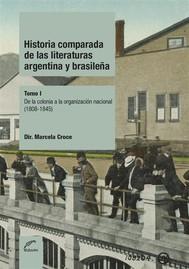 Historia comparada de las literaturas Argentina y Brasileña - copertina