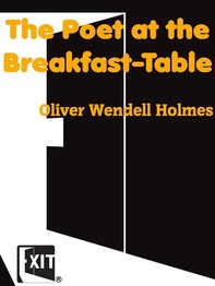 The Poet at the Breakfast-Table - Librerie.coop